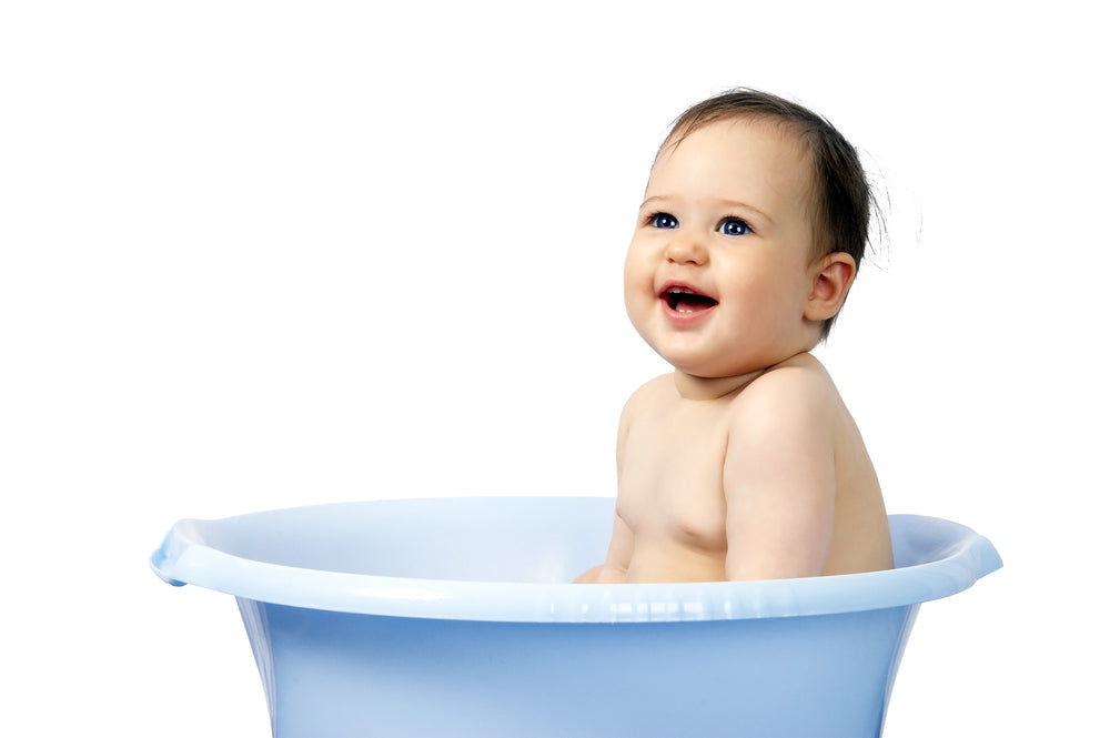 Bathtub, Baby Bathing needs to be Done Daily