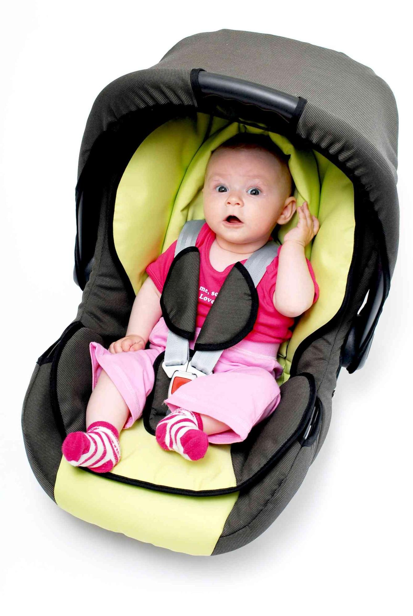Car Seat, Baby Car Seat Going On A Car Trip With Your Baby