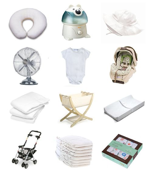 Furniture, Baby Gear Things You Really Need for a Baby