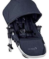 Shop Baby Jogger 2019 City Select Second Seat Kit - Jet - ANB Baby