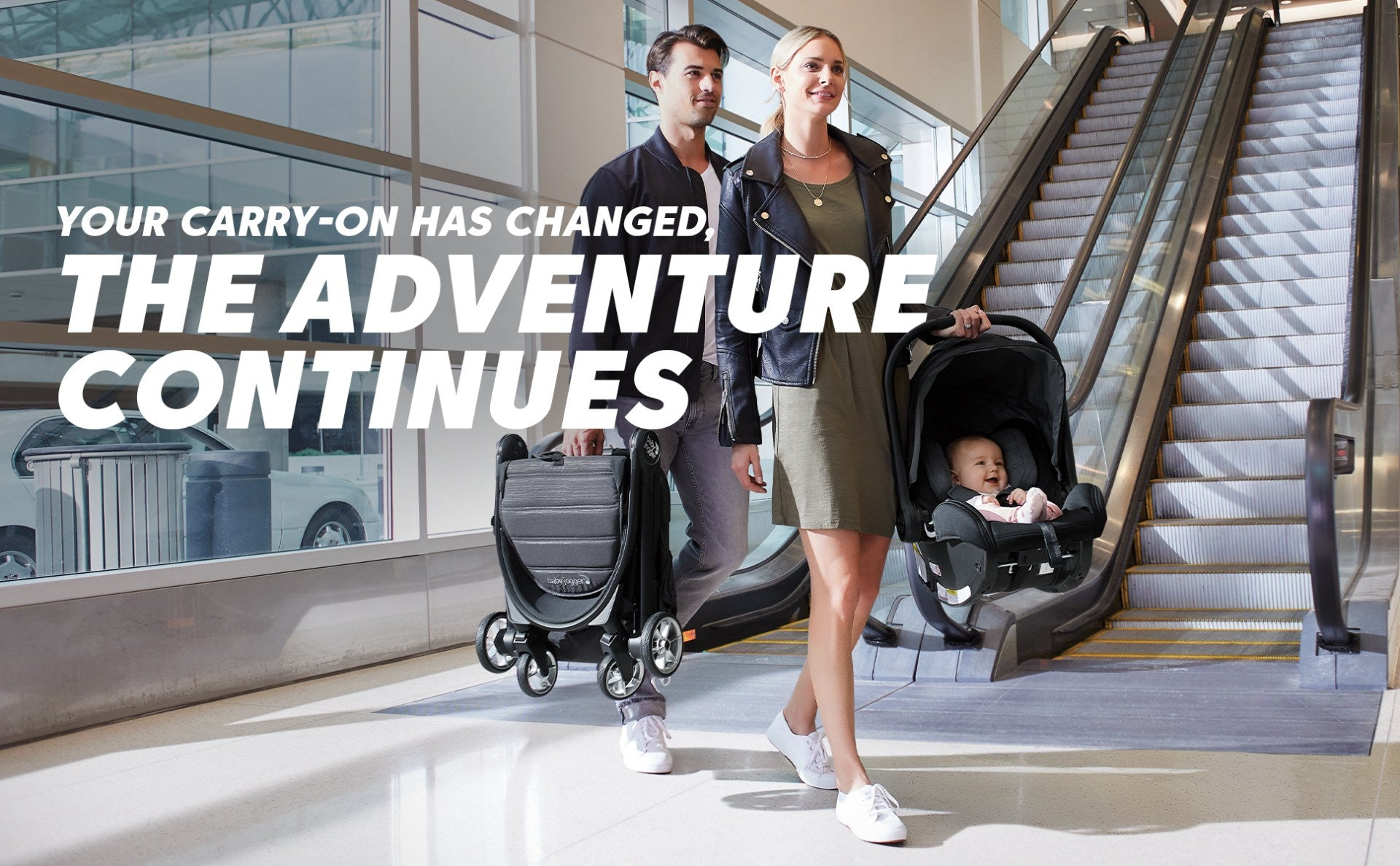Your Carry-On Has Changed, The Adventure Continues