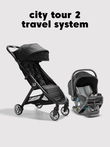 Baby Jogger® City Tour™ 2 Travel System