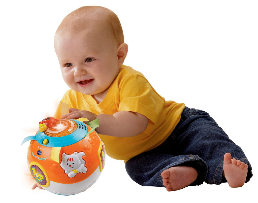 Sphere, Baby Toys Help Babies Have Fun and Learn