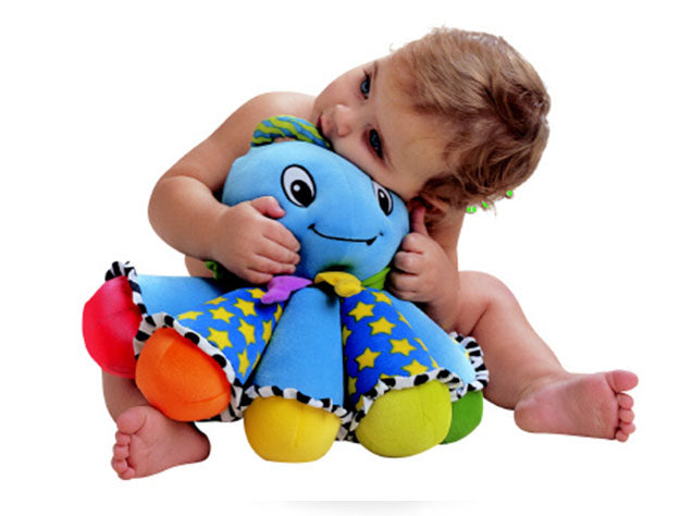 Plush, Baby Toys for Baby Development