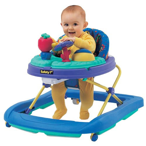 Person, Baby Walker Understanding Baby's Walking Style