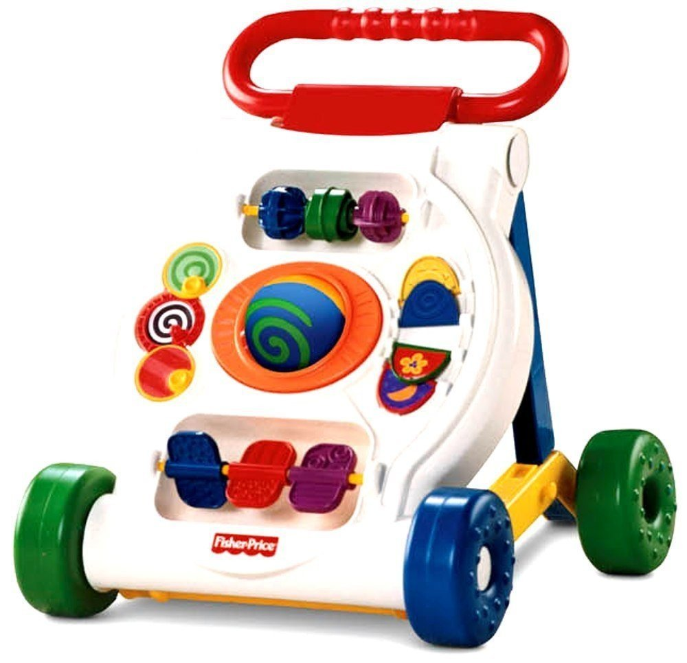 Toy, Baby Walkers Are a Fun Way for Babies to Learn