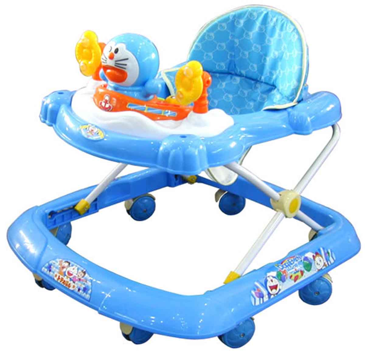 Toy, Baby Walkers The Good and the Bad