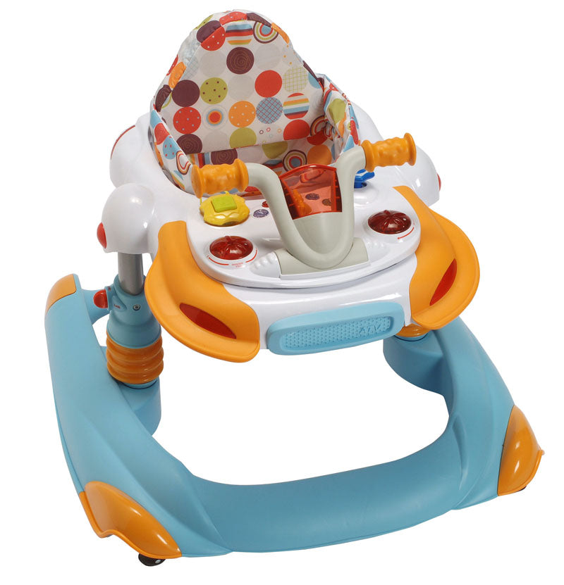 Rattle, Baby Walkers-Walkers For Babies