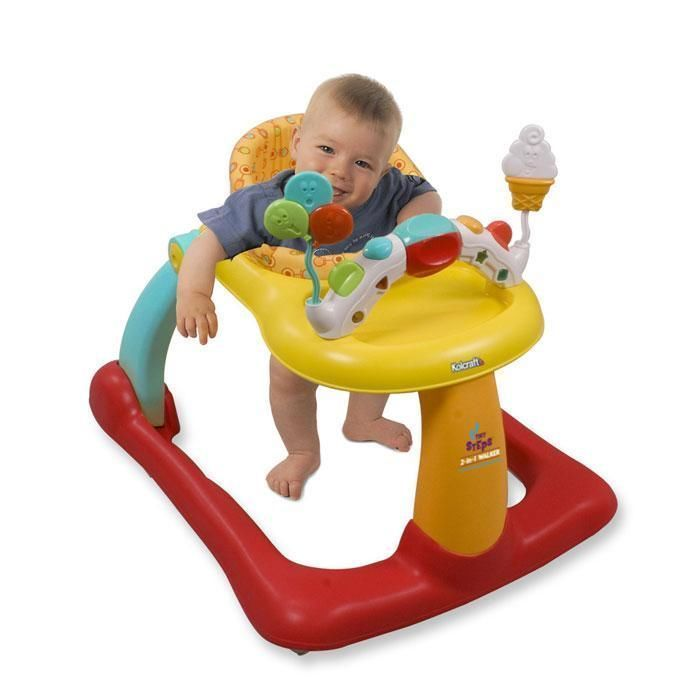 Toy, Baby Walkers What's Best for the Infant