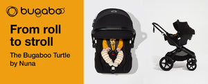 Bugaboo Turtle Car Seat By Nuna - ANB Baby