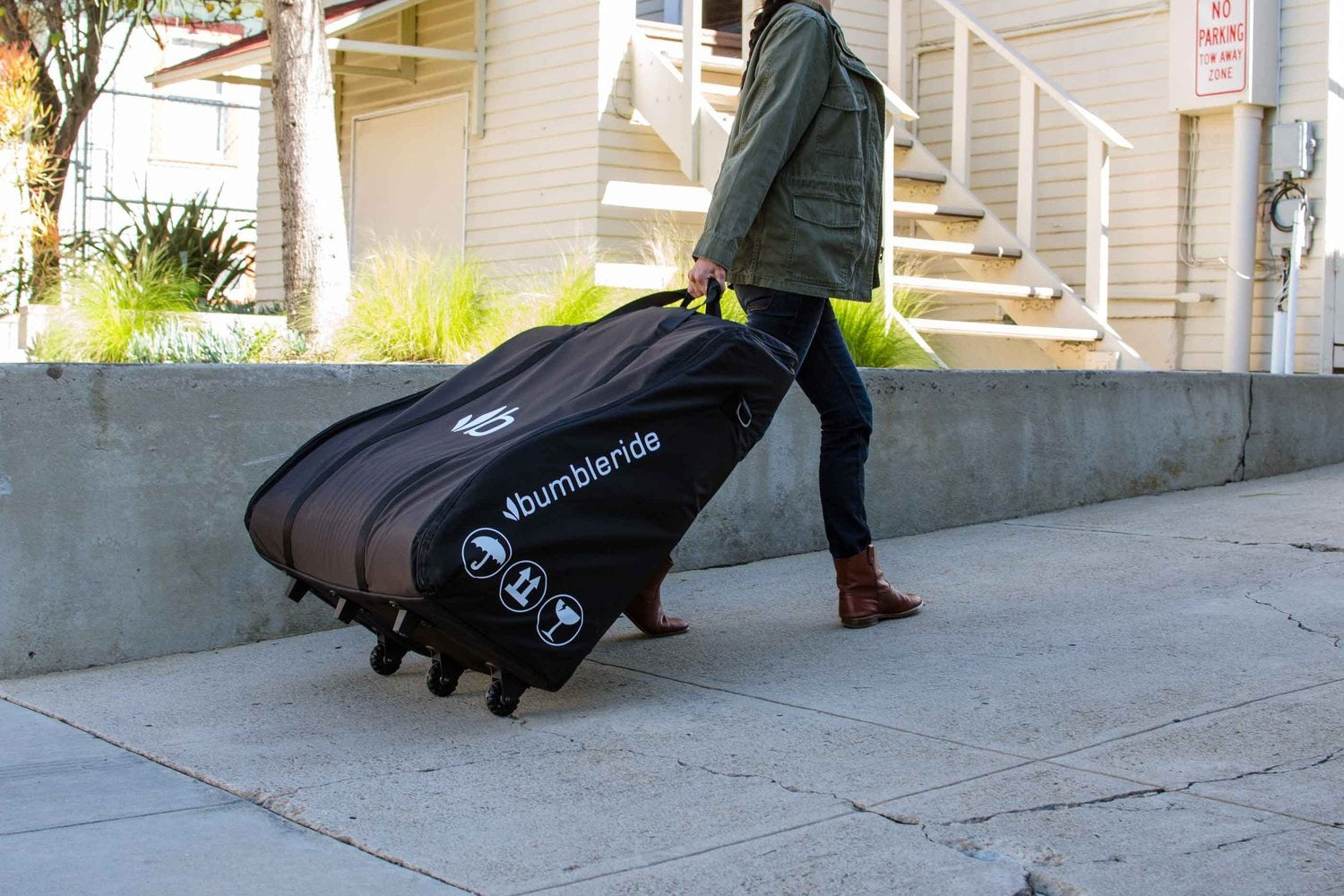Bumbleride Indie Twin Travel Bag - ANB Baby