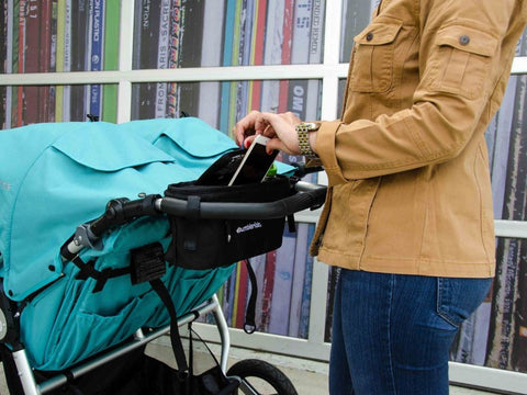 Bumbleride Parent Pack Console - ANB Baby