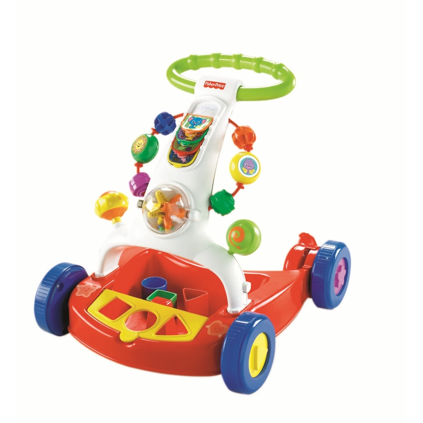 Transportation, Choosing Baby Toys at Different Phases