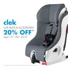 Clek Convertible Baby Car Seat Sale, Promotion