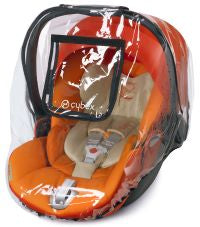 CYBEX Transparent Rain Cover For Aton and Cloud Q Car Seat - ANB Baby