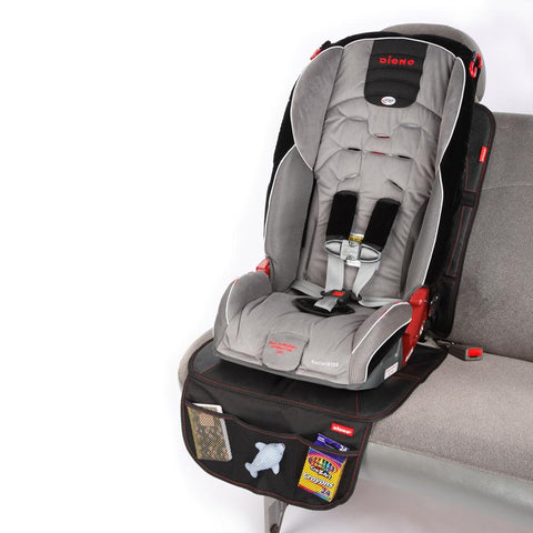 Diono Car Seat Protector Demonstration View
