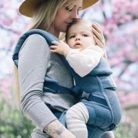 ERGOBABY Adapt Baby Carrier Cool Air Mesh - Oxford Blue - ANB Baby