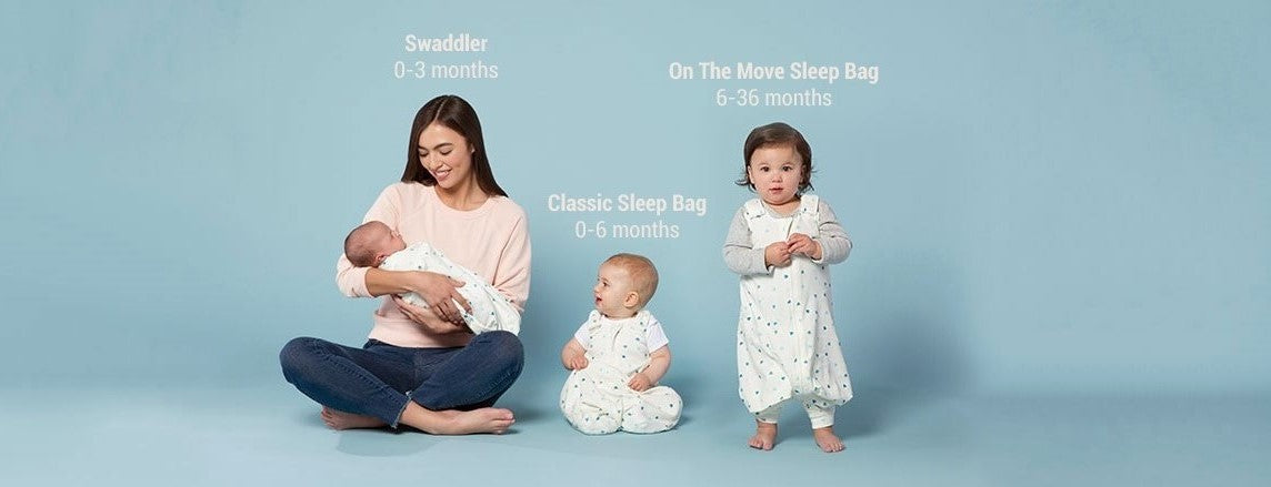 Ergobaby Sleeping Bags and Swaddlers - ANB Baby