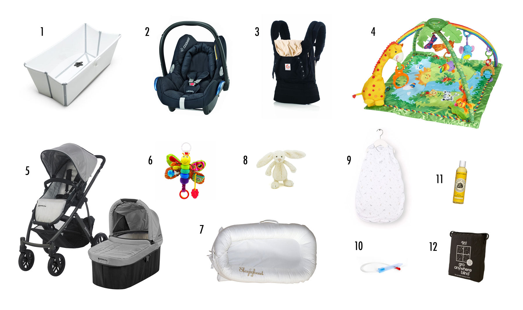 Backpack, Essential Baby Gear for First Time Parents