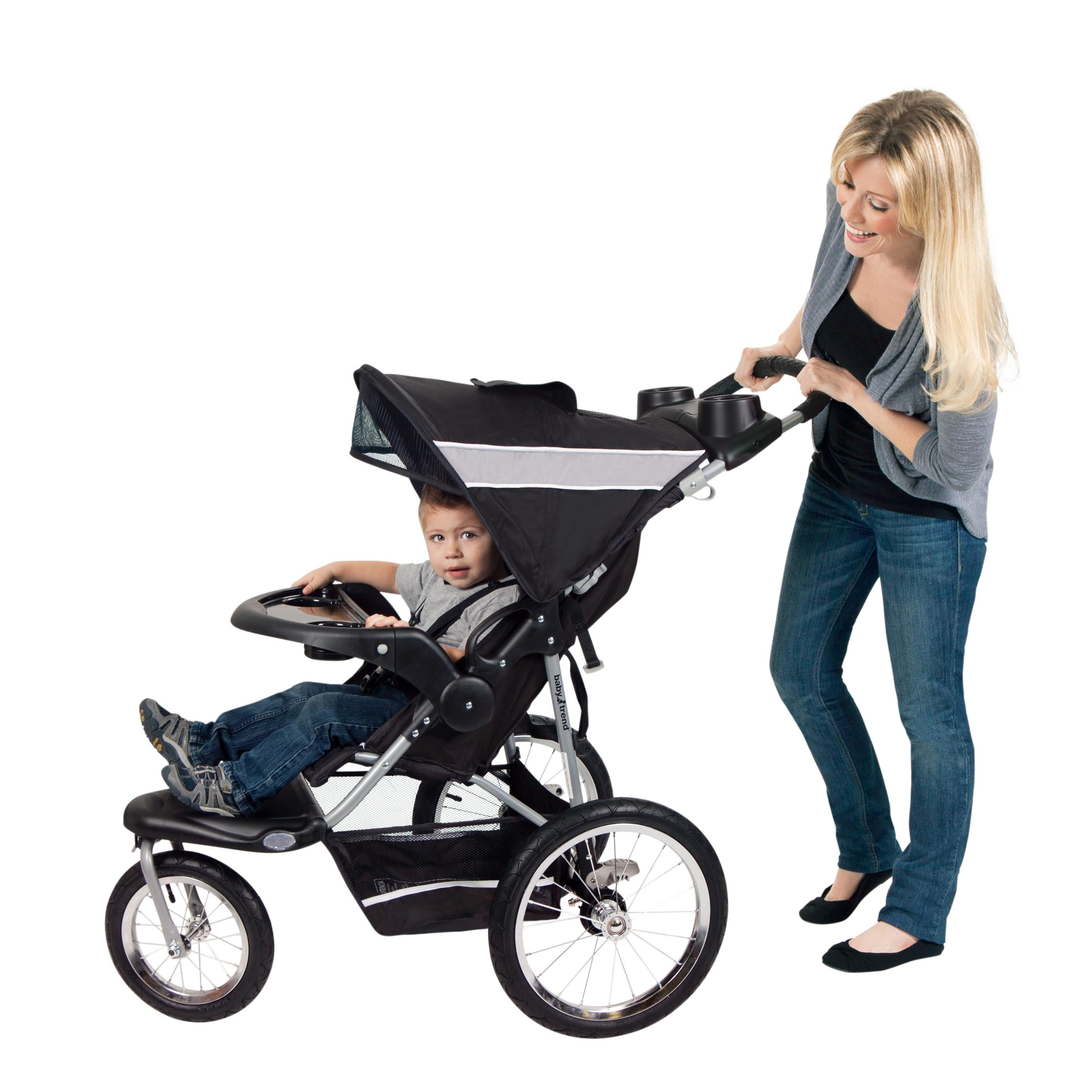 Human, Get Out And About With Your Baby Stroller