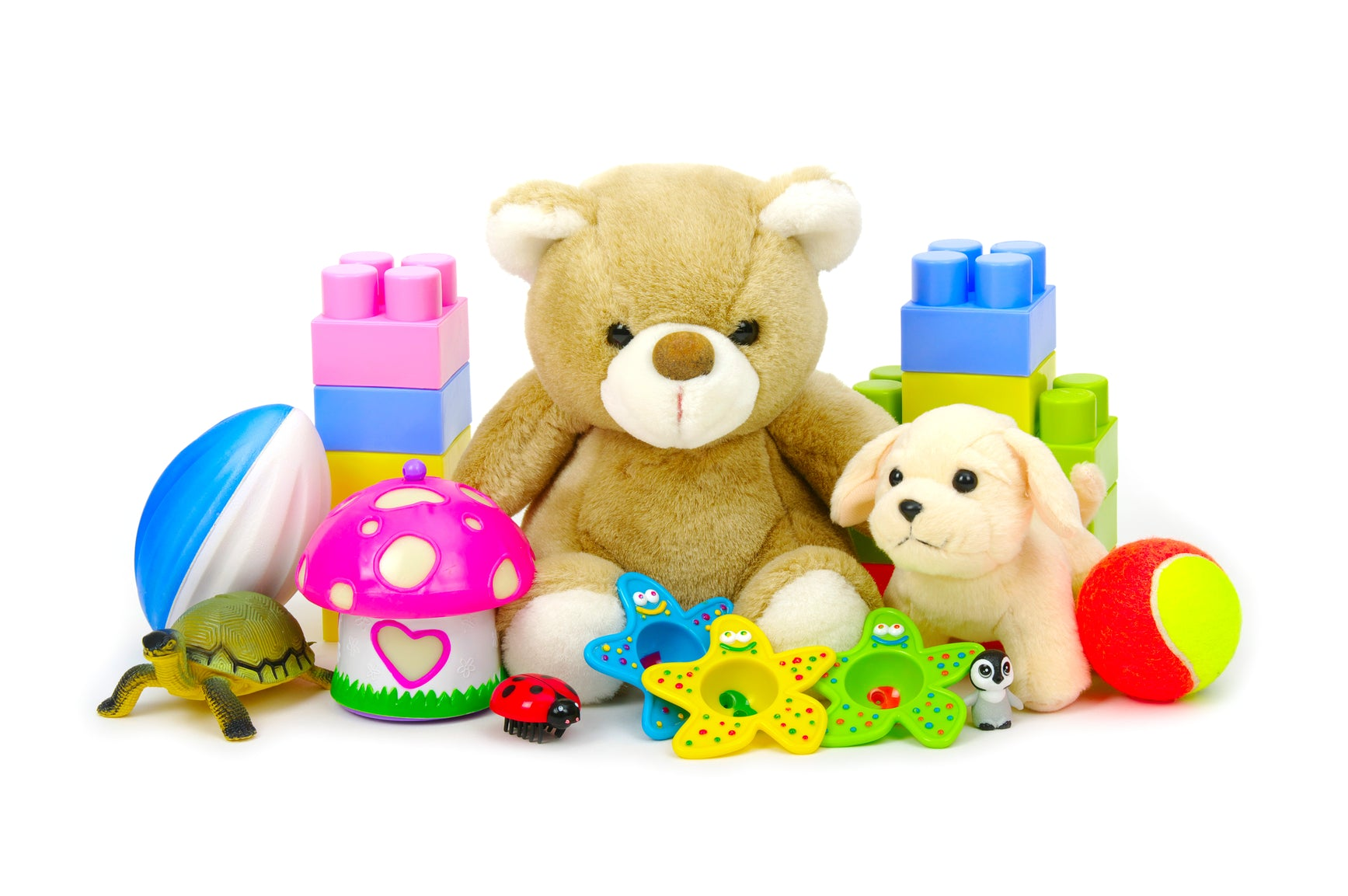 Teddy Bear, How Many Toys Does A Baby Need