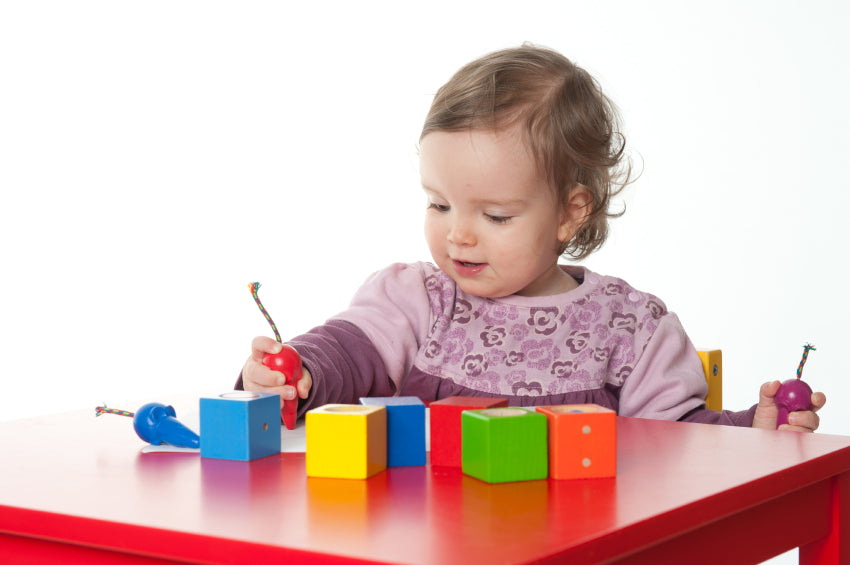 Human, Importance of Common Play Toys for Baby Development