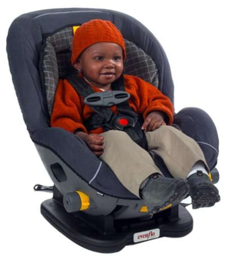 Car Seat, Infant and Child Car Seat Safety