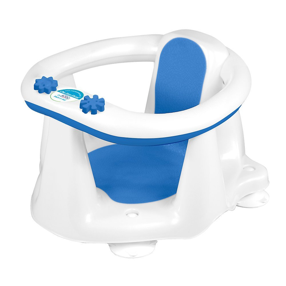Indoors, Keeping Your Baby Safe With a Bath Seat