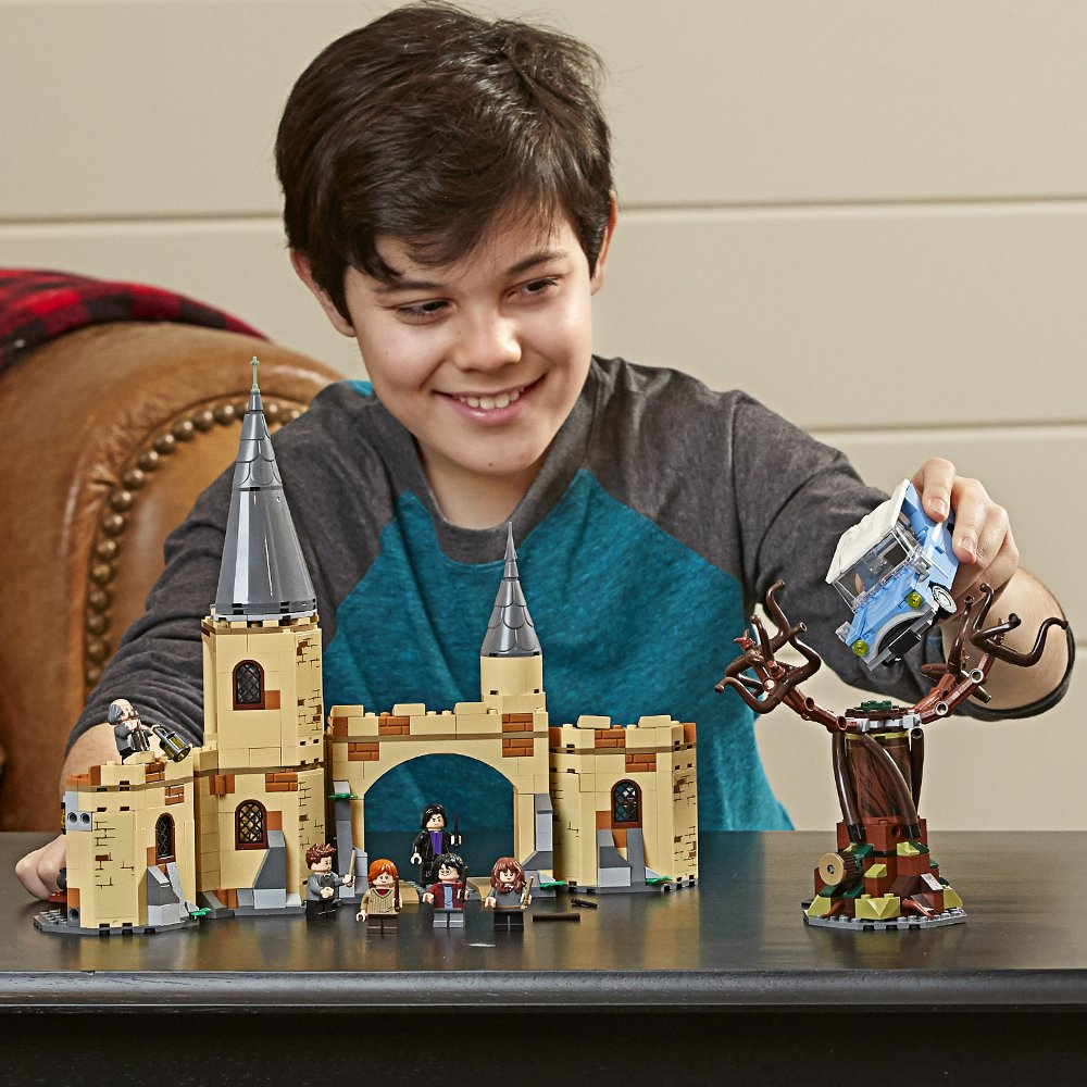 LEGO Harry Potter Hogwarts Whomping Willow - ANB Baby