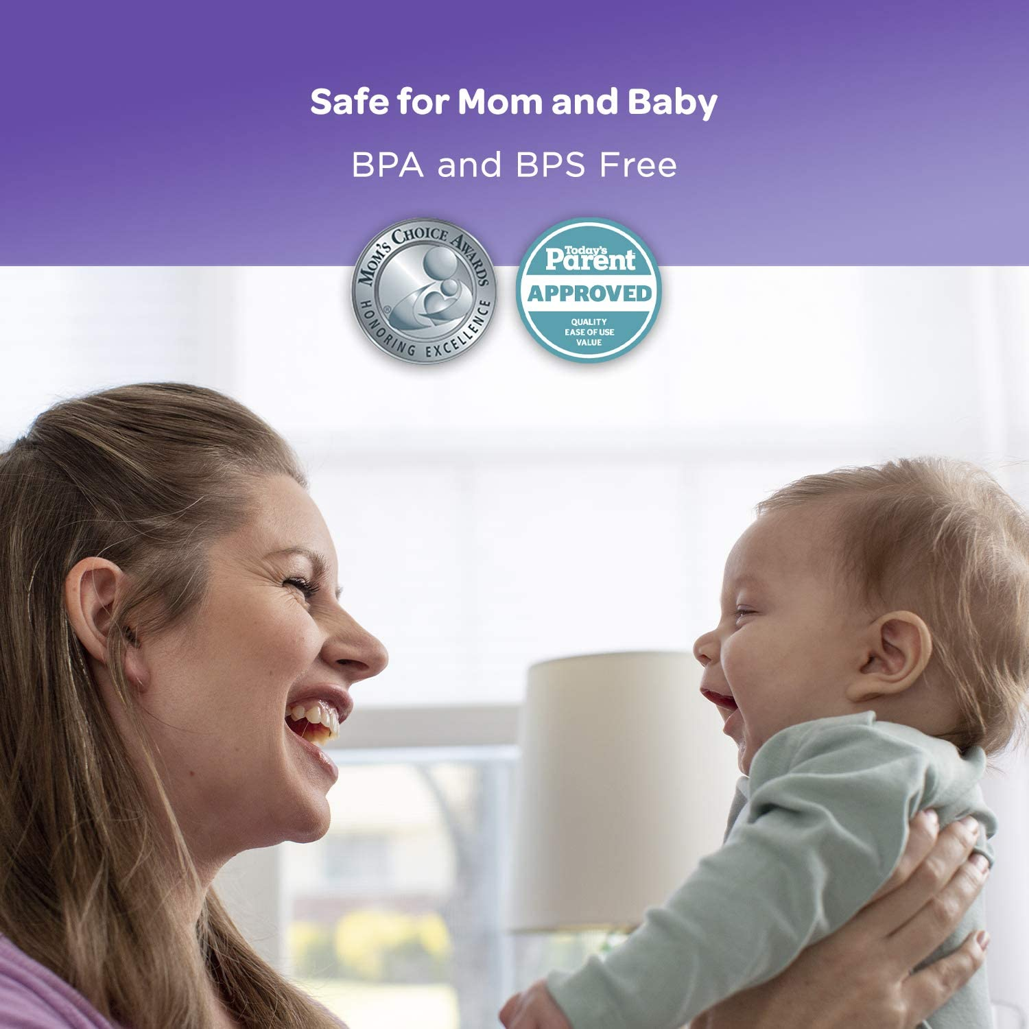 LANSINOH BPA and BPA Free Products Safe for Mom and Baby | ANB Baby