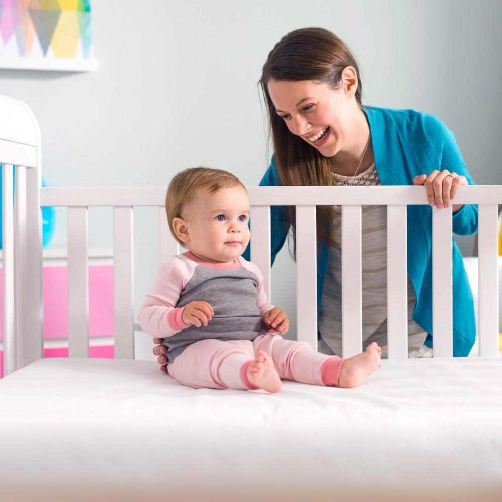 Lullaby Earth Healthy Support Waterproof Crib Mattress - ANB Baby