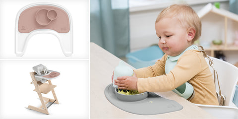 ezpz™ By Stokke™ silicone Mat For Stokke® Tray - ANB Baby
