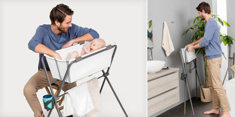 Stokke® Flexi Bath® Stand With Newborn Support - ANB Baby
