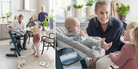 Stokke Tripp Trapp® Newborn Set Happy Family - ANB Baby