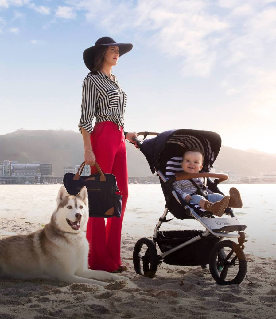 MOUNTAIN BUGGY Stroller Lifestyle | ANB Baby