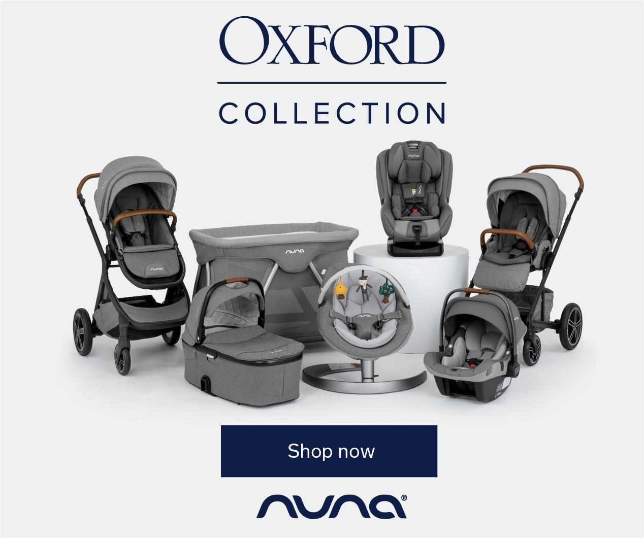 NUNA Oxford Collection | ANB Baby