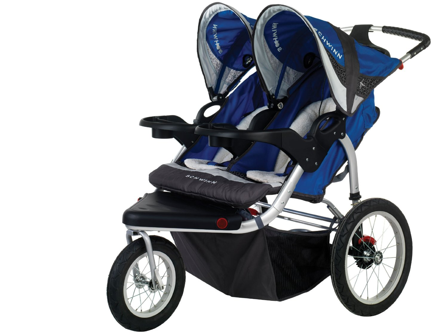 Stroller, Positive Aspects Of A Jogging Stroller