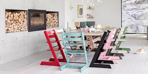 Stokke Tripp Trapp® Chair All Colour - ANB Baby