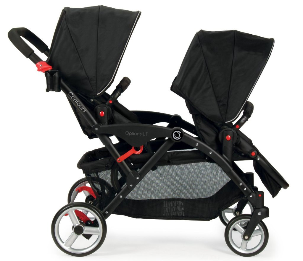 Stroller, Pros And Cons Of Double Strollers
