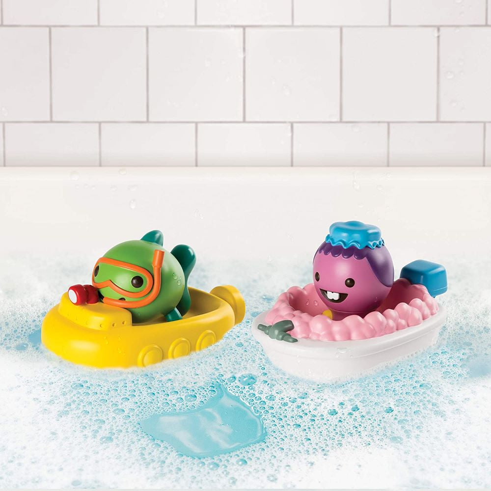 Sago Mini Fins' Submarine Squirter and Boat Floatie | ANB Baby
