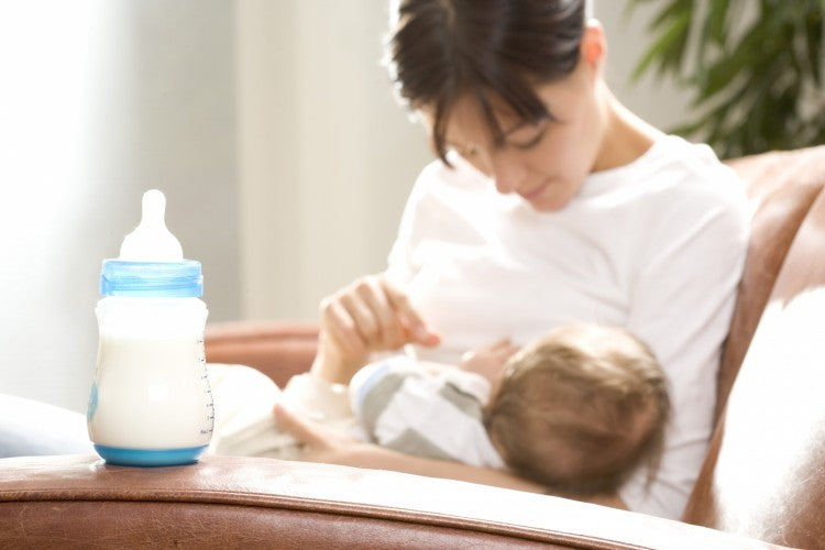 Person, Should I Breastfeed or Bottle-feed my Baby