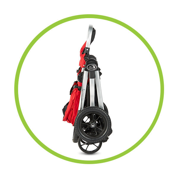 Scooter - BABY JOGGER City Select Stroller