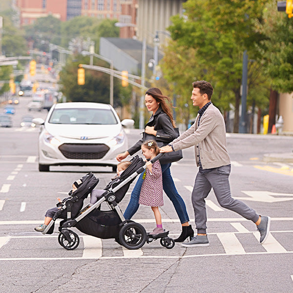 Person - BABY JOGGER City Select Stroller