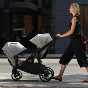 Single to Double Stroller
