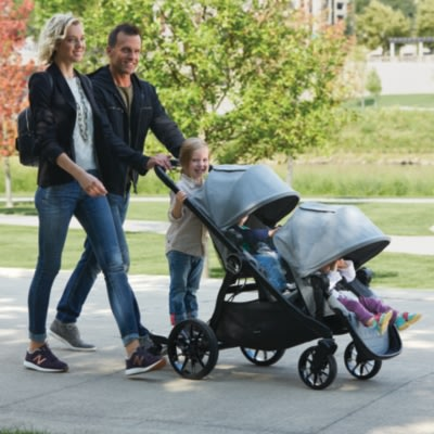 Single to Double Stroller Plus