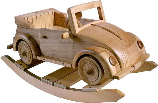 Wood, Some Facts About Wooden Toys