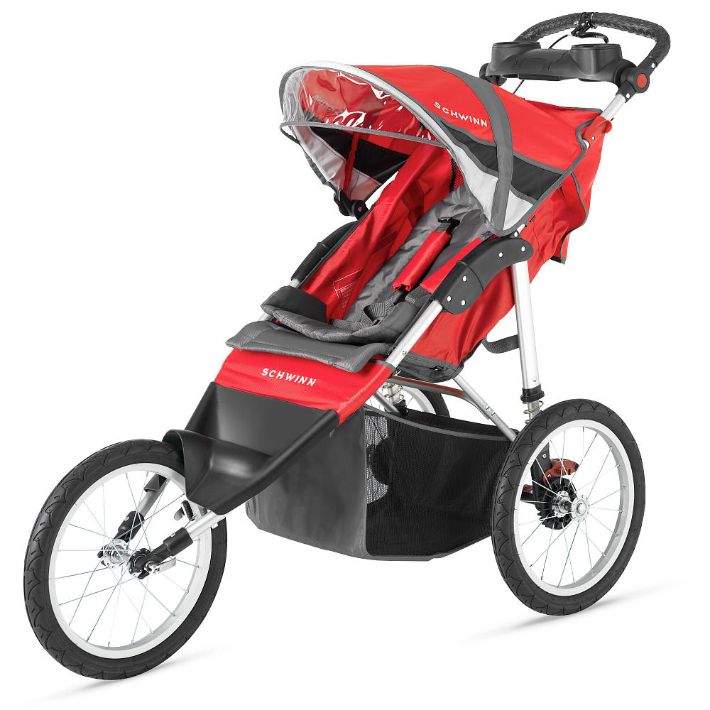 Tool, The Race for the Best Jogging Stroller