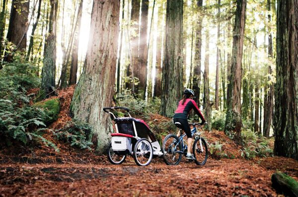 THULE Chariot Bicycle Trailer   ANB Baby