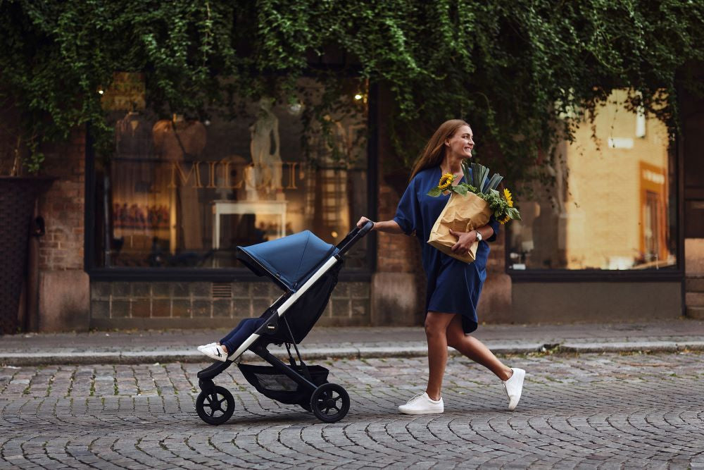 THULE Spring Stroller Lifestyle | ANB Baby