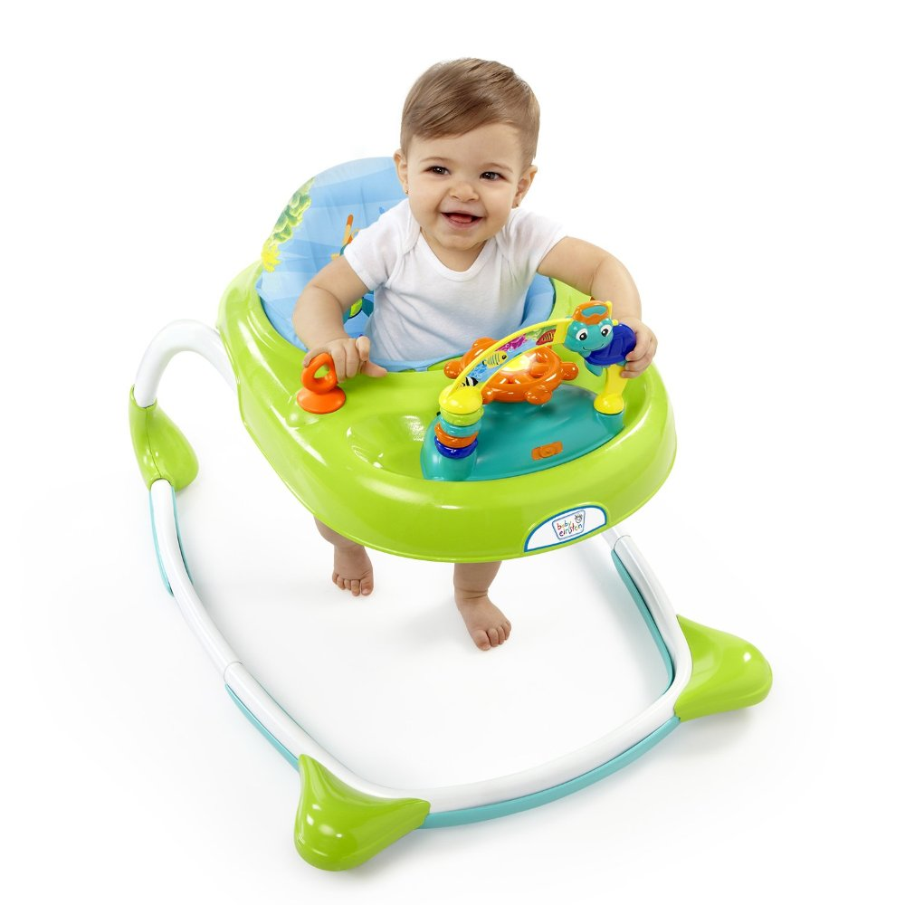 Indoors, When Is The Best Time For Baby Walker